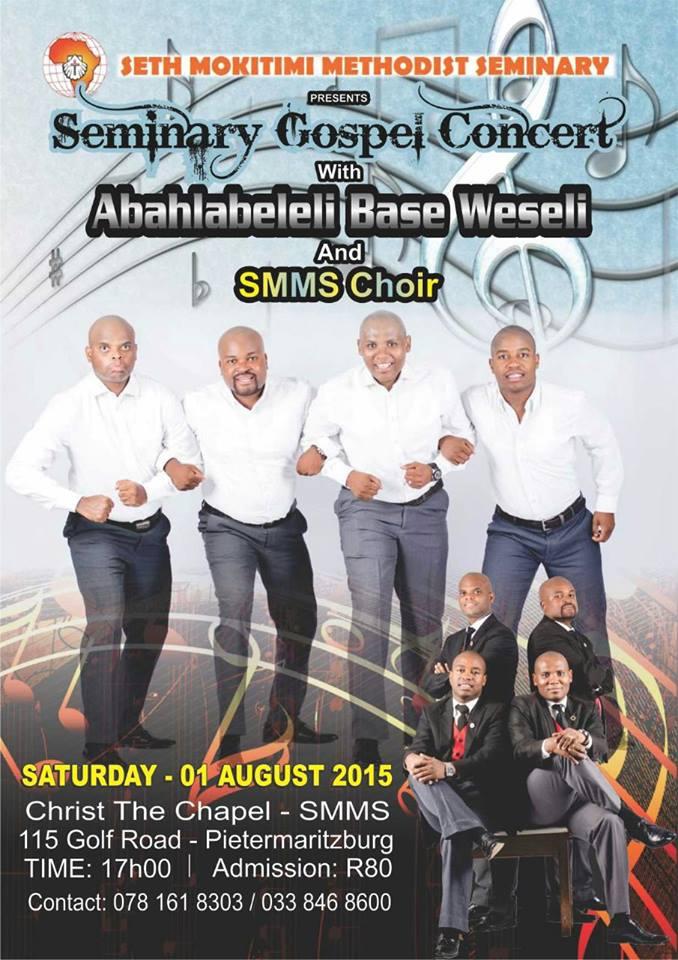 Seminary Gospel Concert ...